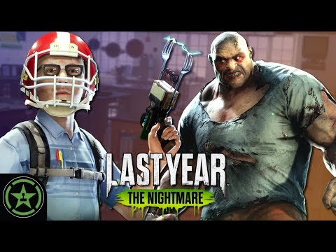 REVENGE OF THE NERDS - Last Year: The Nightmare | Lets Play