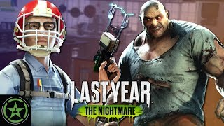 REVENGE OF THE NERDS - Last Year: The Nightmare | Let