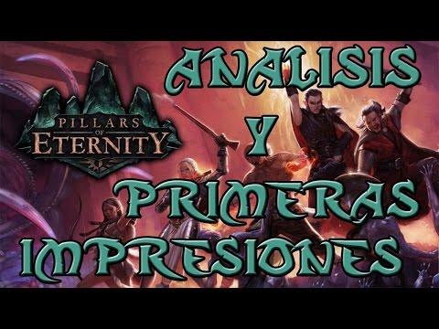Pillars Of Eternity: Análisis y Primeras impresiones.