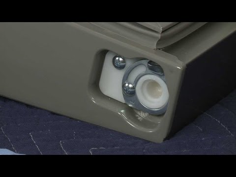 Left Door Stop - Frigidaire Refrigerator