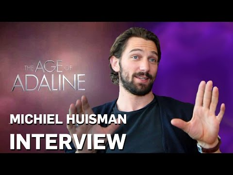 Michiel Huisman Interview - The Age of Adaline
