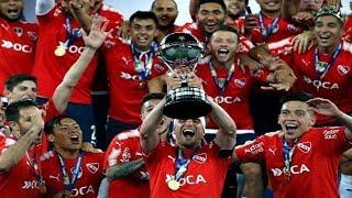 Flamengo 1 x 1 Independiente - Narração: Luiz Penido [INDEPENDIENTE BICAMPEÃO SUL-AMERICANA 2017]