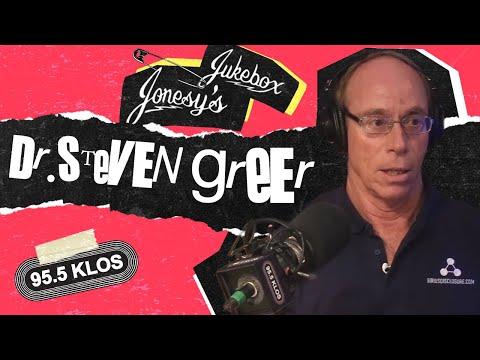 Dr. Steven Greer In-Studio on Jonesy's Jukebox