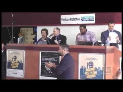 WAAC 2015 Part 1 - Opening Ceremony