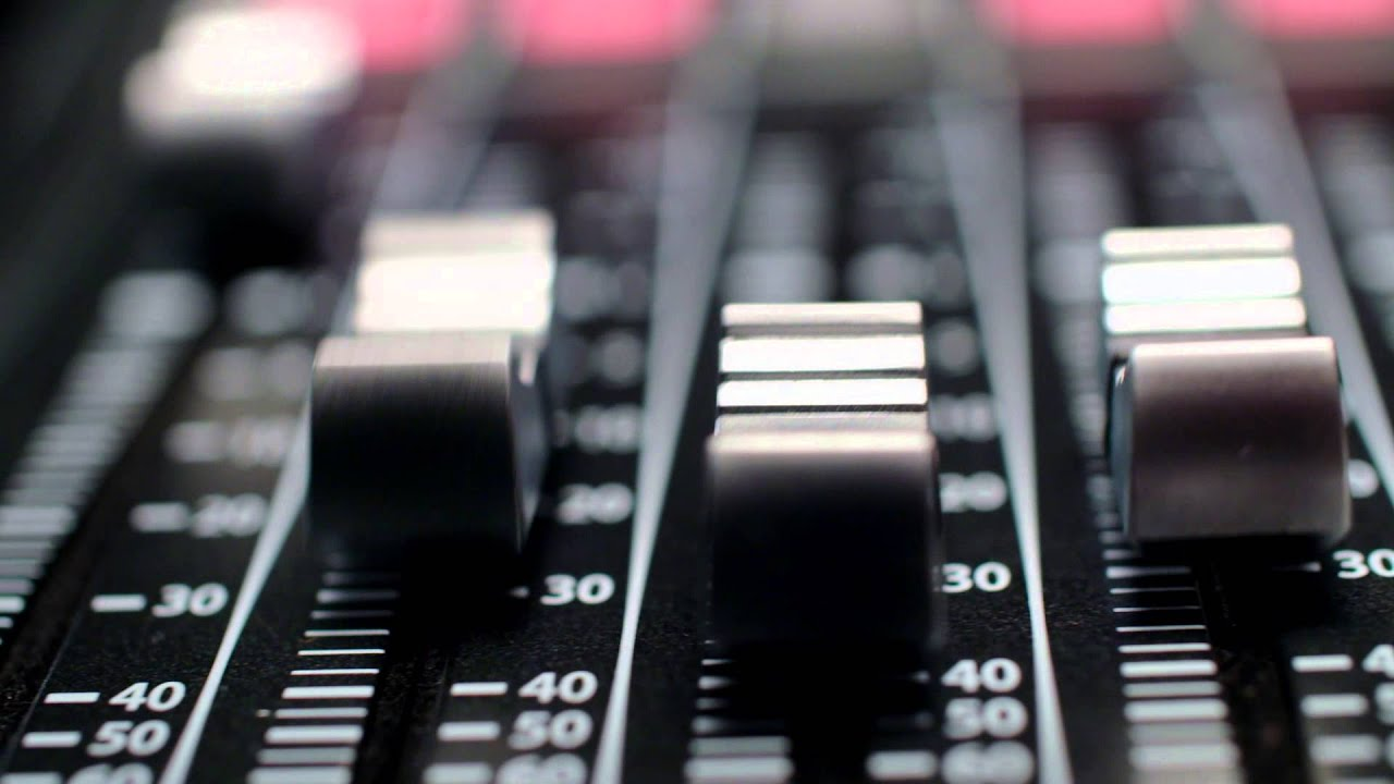 Presonus Studiolive Cs18ai Moving Fader Control For