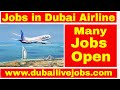 Airline Jobs in Dubai open Now || Jobs in Dubai