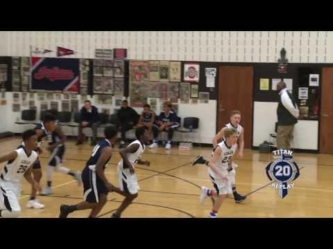 Boys' 8th Grade Basketball - Longfellow vs. Southview 1-5-17