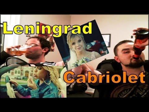 Leningrad - Cabriolet | American  Metalheads REACT (Ленинград - Кабриолет)