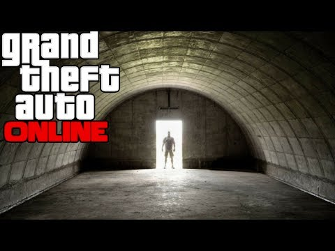 Gta V Online Bunker/Garage Tour