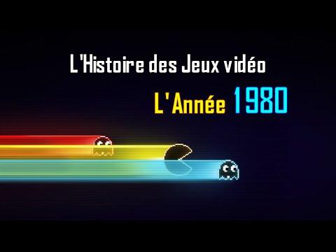 L' Histoire des Jeux Vidéo - L'année 1980