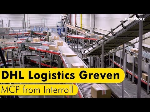 The best mix: DHL Logistic Center Greven with MCP