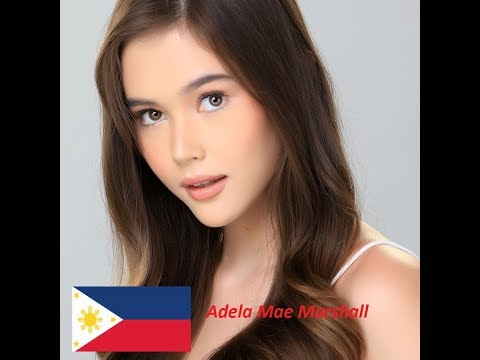 Adela Mae Marshall (Philippines) Asia's Next Top Model Cycle 6