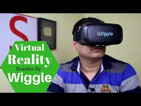 WIGGLE Virtual Reality Headset Unboxing & Review | Sharmaji Technical
