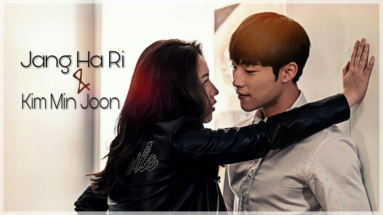 Jang Ha Ri × Kim Min Joon ???? Mad Dog ???? Бешеный пёс ???? Клип на дораму