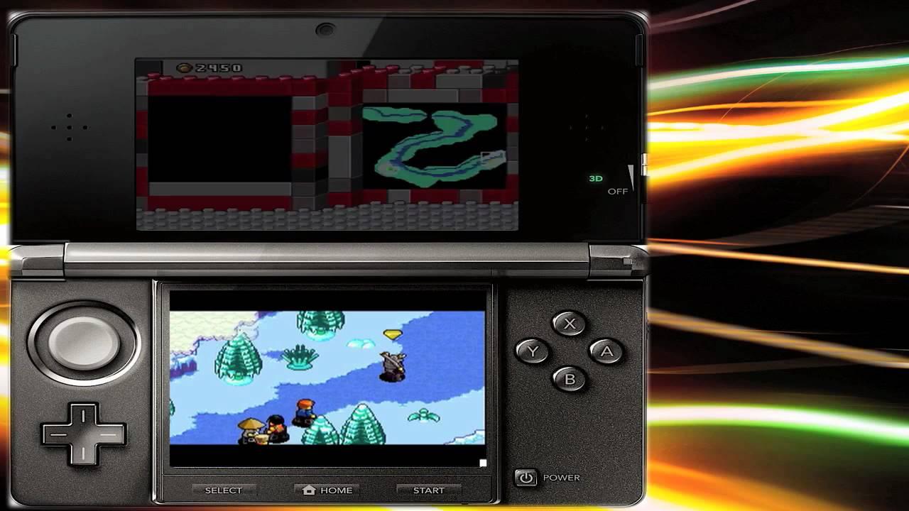 LEGO Ninjago: The Videogame DS - Walkthrough Part 1 ...