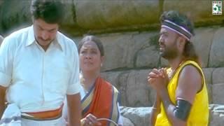 Ayyirandu Madhangal From Marumalarchi | Mammootty | Devayani | S.A. Rajkumar