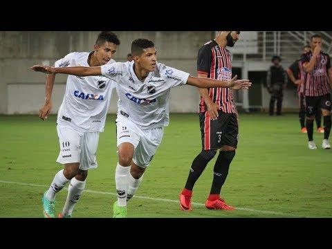 Melhores momentos - Força e Luz 1 x 4 ABC - Campeonato Potiguar (14/02/2018)