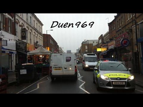 London Streets (448.) - Holland Park - Earl´s Court - West Kensington - Fulham