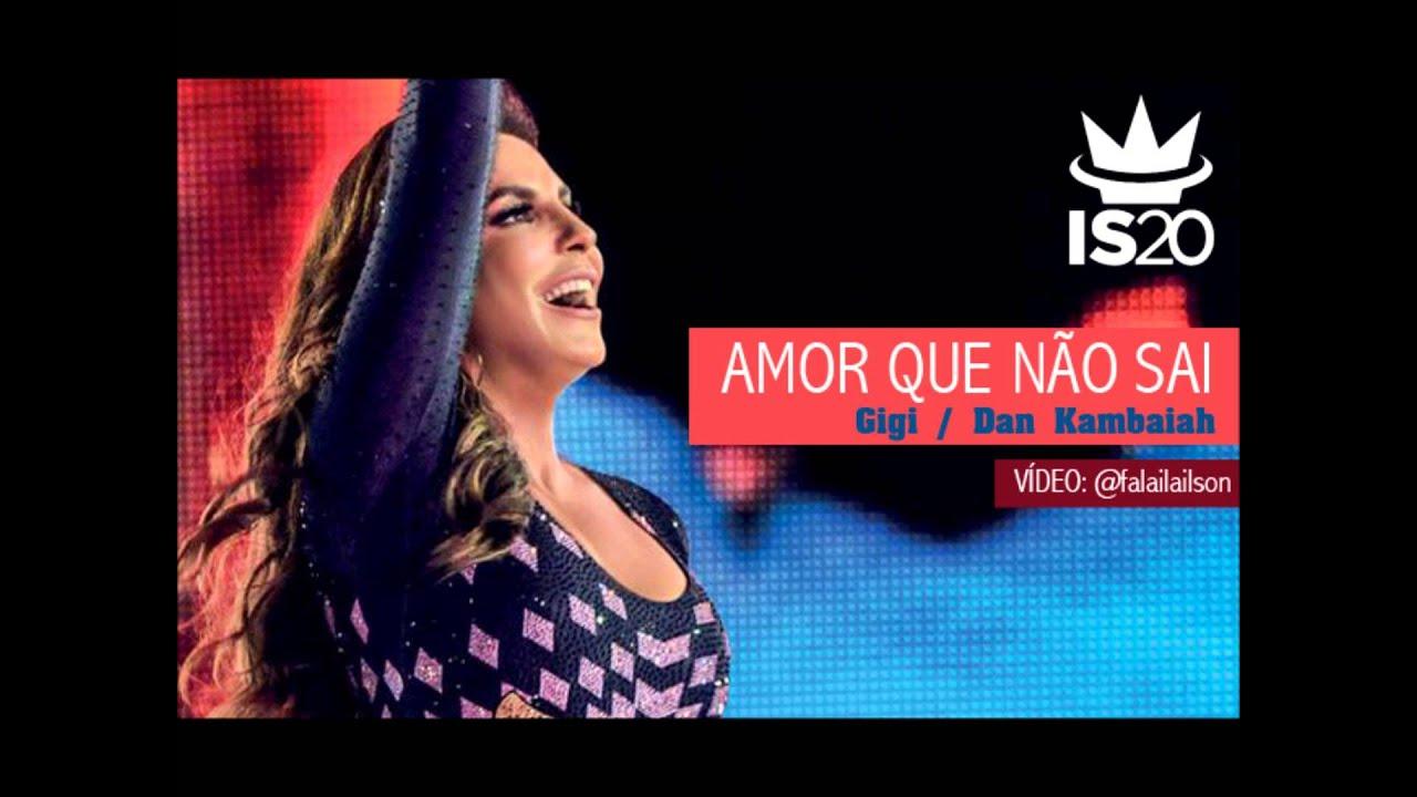 Download Amor que não sai - Ivete Sangalo (Pseudo Video)