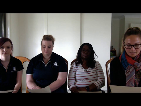 CSB601 Video Presentation Case Study Video Assessment 2 2017 (CSB601 Mary Cooper Patient case 1)