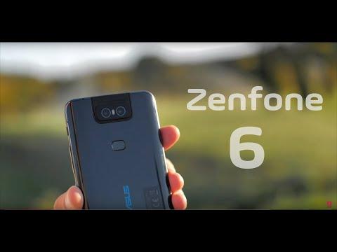 Asus Zenfone 6. Cea mai interesantă Flip Cameră (review română)