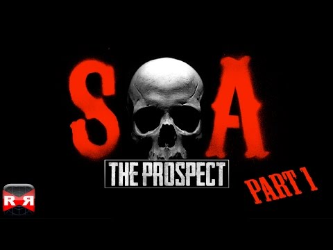 Sons of Anarchy: The Prospect (By Orpheus Interactive) - iOS - Walkthrough Gameplay Part 1