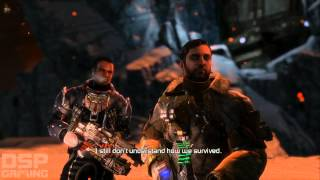 Dead Space 3 Awakened DLC co-op pt1