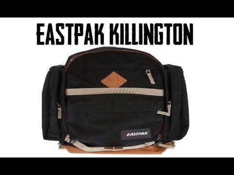 Bag Eastpak Review Backpack Youtube Killington p88ZnqUgE