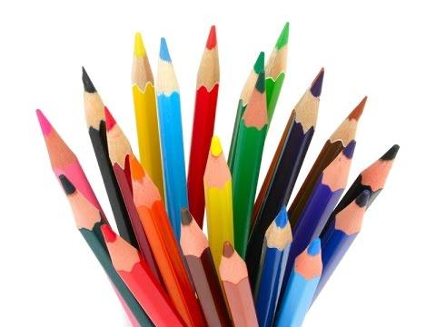 Как делают простые карандаши видео