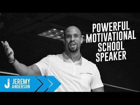 Jeremy Anderson | Next Level Motivational Speaker