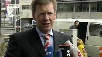Bundespräsident Wulff in Erklärungsnöten | Politik direkt