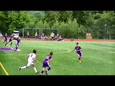 Masters Varsity Soccer vs Trevor Day School, 9/17/18