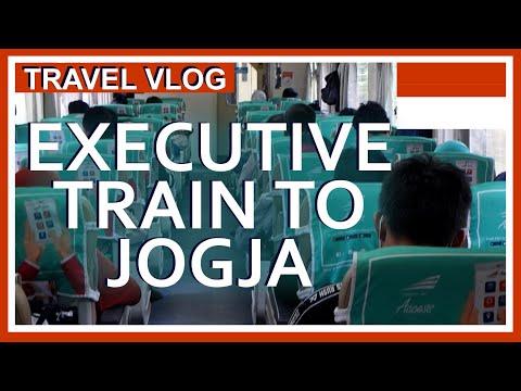 Train to Yogyakarta from Jakarta - Everything You Need to Know