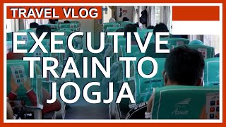Train to Yogyakarta from Jakarta - Everything You Need to Know