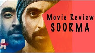 Soorma Movie Review | Diljit Dosanjh | Taapsee Pannu |