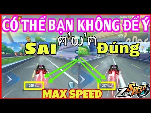 Download ✬ ZING SPEED MOBILE ✬ Cách BOOST đúng đẩy tốc độ khi CWW mà trước giờ bạn đã làm sai