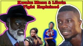 Kwaku Manu & Lilwin Beef. Emelia Brobbey & Vivian Jill Exposed    All You Need To Know
