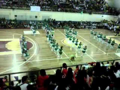 INTRAMS DANCE COMPETITION 2012 @Holy Angel University - YouTube