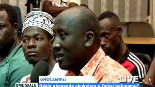 Omudaala : Ddala abagenda okukolera e Dubai bafunamu?Part D thumbnail