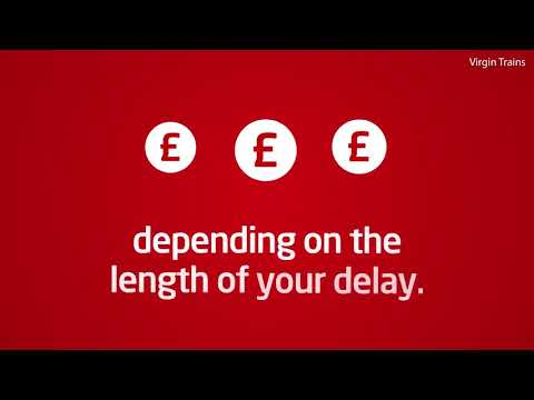 Train delayed   How to get a refund with Virgin Trains   Daily Mail Online