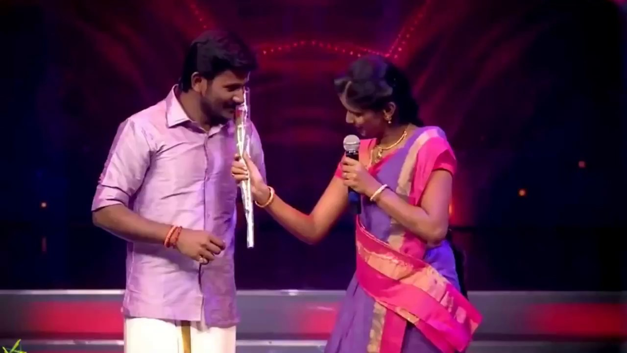 Super Singer Rajalakshmi winning vote   YouTube Super Singer Rajalakshmi winning vote