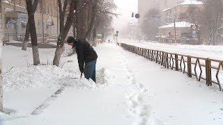 Гримаса весны: в Кирове выпал рекордный за 35 лет снег