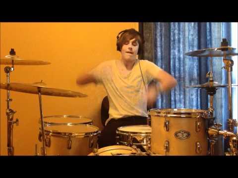 Bulletproof Love- Pierce The Veil (Drum Cover)