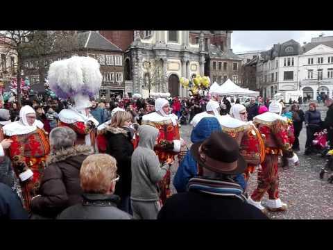 Carnaval de Charleroi, belgique