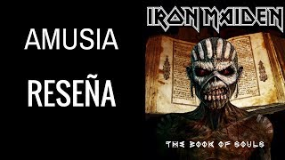 IRON MAIDEN - The Book Of Souls comentario reseña
