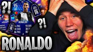 CRISTIANO RONALDO fra en GRATIS PAKKE på FIFA 20!! 👀💥 **dette er sant, tro det eller ei**