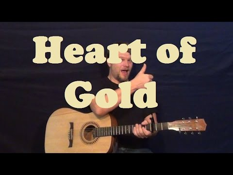 Heart Of Gold Neil Young Guitar Lesson Easy Strum Chord Licks How