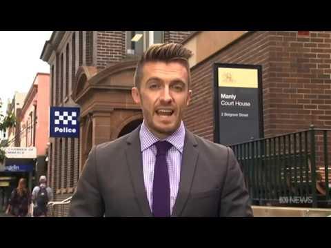 Mark Reddie ABC News 7pm NSW