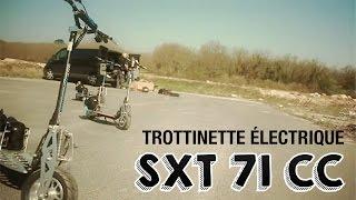 SXT 71 CC | Trottinette thermique