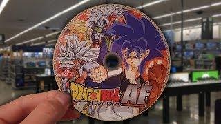 I Sold A FAKE Dragon Ball Game...